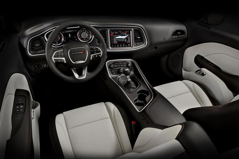 2018 Dodge Challenger R / T System audio-nawigacyjny