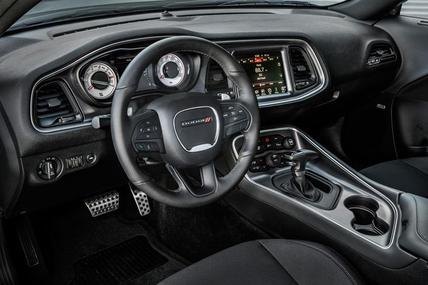 2018 Dodge Challenger T A Interior Photos Carbuzz