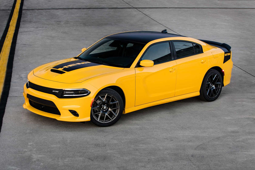 2018 Dodge Charger Daytona Review Trims Specs And Price Carbuzz