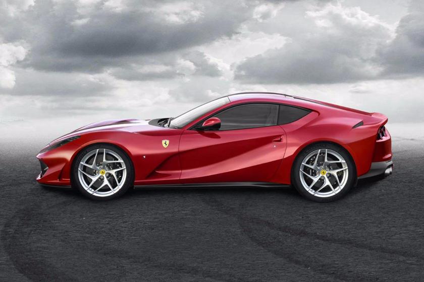 Ferrari 812 Superfast V12 Price