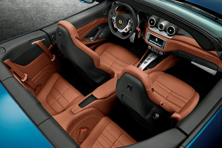 Ferrari California T Review Trims Specs Price New Interior Features Exterior Design And Specifications Carbuzz