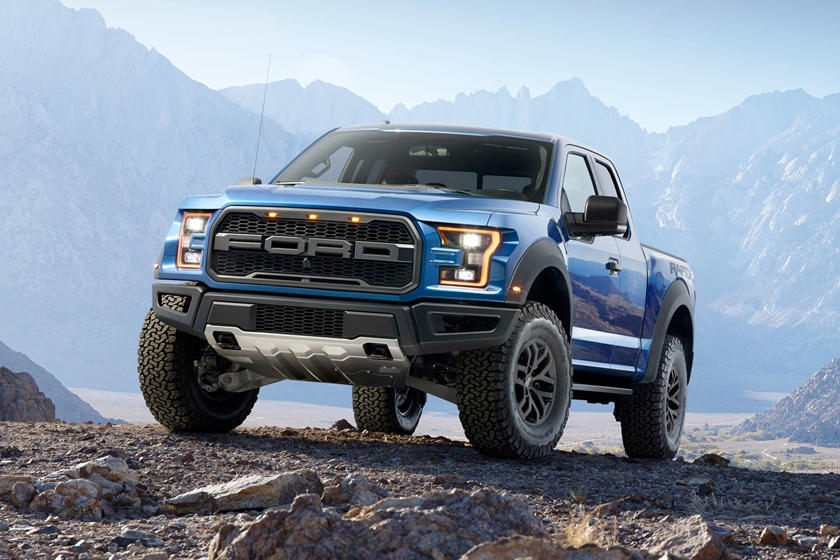 2018 Ford F 150 Raptor Review Trims Specs And Price Carbuzz