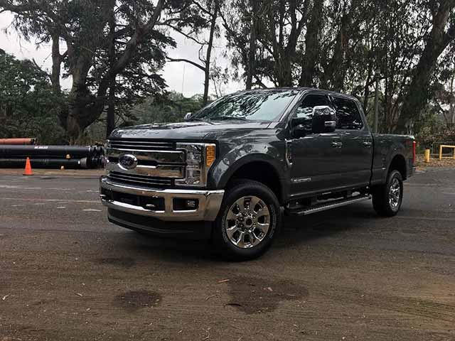 2018 Ford F-250 Super Duty Review, Trims, Specs and Price