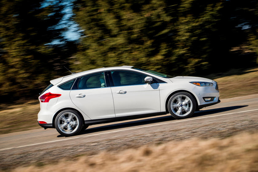 2018 Ford Focus Hatchback Review Trims Specs And Price