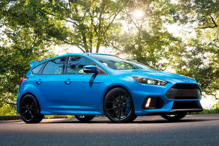 ford focus rs review trims specs  price carbuzz