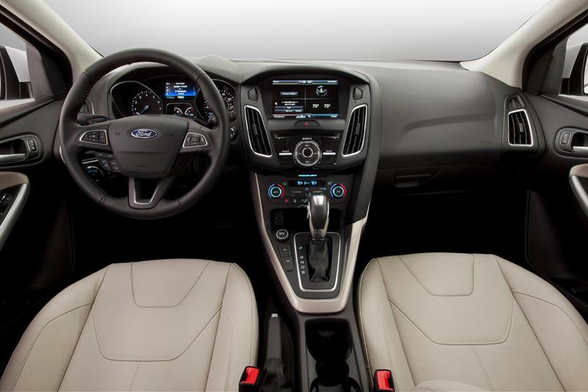 2018 Ford Focus Sedan Interior Photos Carbuzz