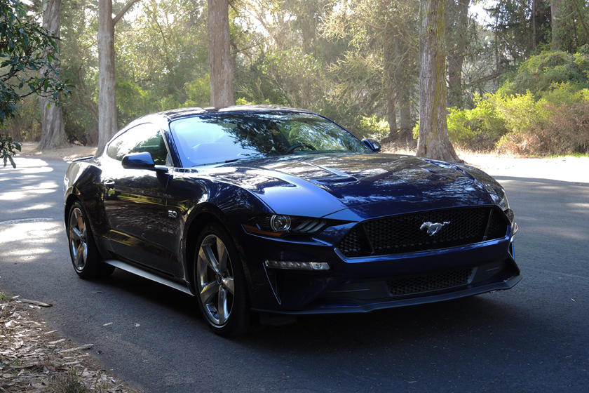 2018 Ford Mustang Gt Coupe Review Trims Specs Price New Interior Features Exterior Design And Specifications Carbuzz