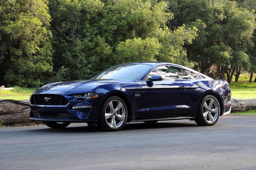 2018 Ford Mustang GT Coupe Review, Trims, Specs and Price