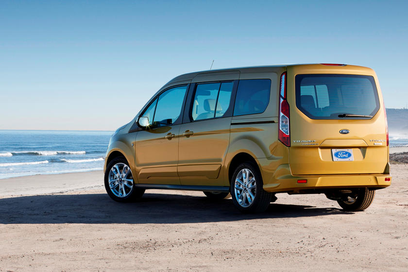 2018 Ford Transit Connect Passenger Wagon Review, Trims
