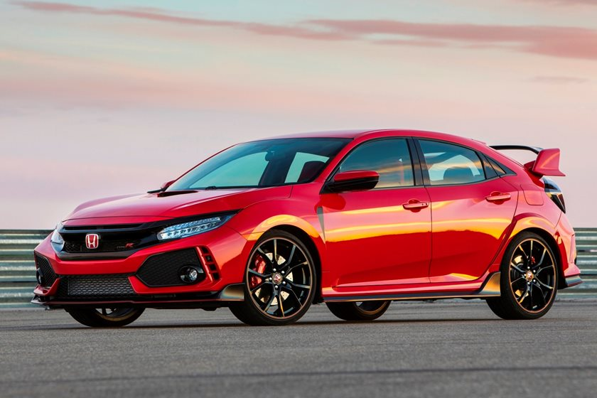 2018 Civic Type R >> 2018 Honda Civic Type R Review Trims Specs And Price Carbuzz