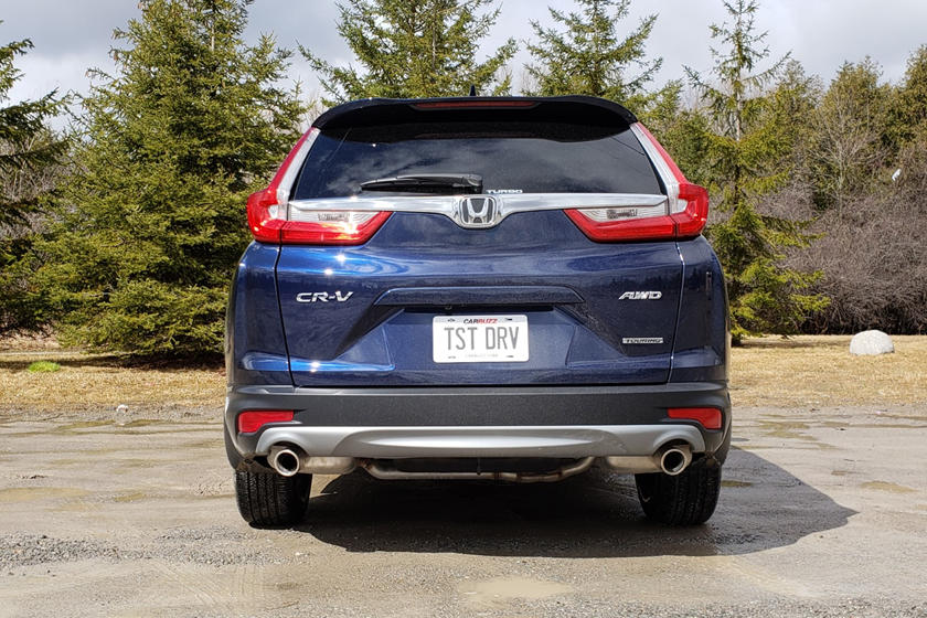2018 Honda CR-V Review, Trims, Specs and Price | CarBuzz