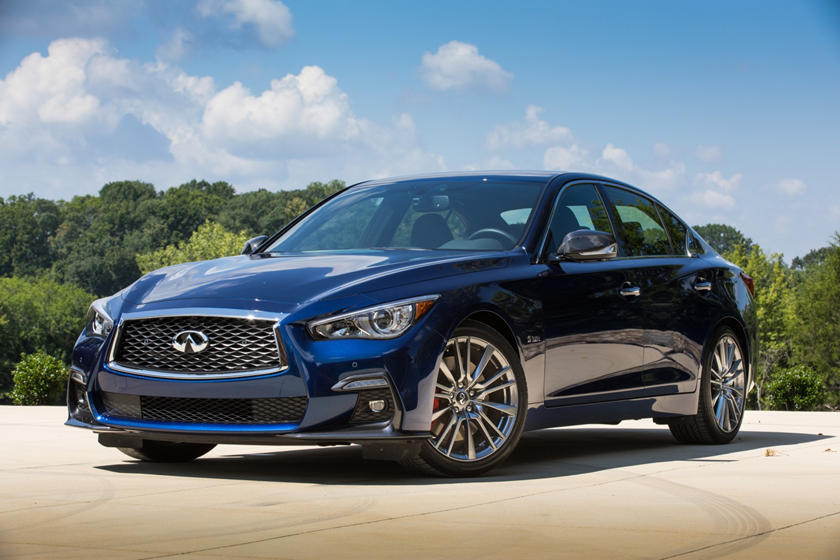 2018 Infiniti Q50 Review, Trims, Specs and Price | CarBuzz