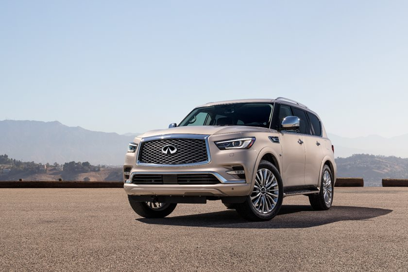 2018 Infiniti Qx80 Review Trims Specs And Price Carbuzz