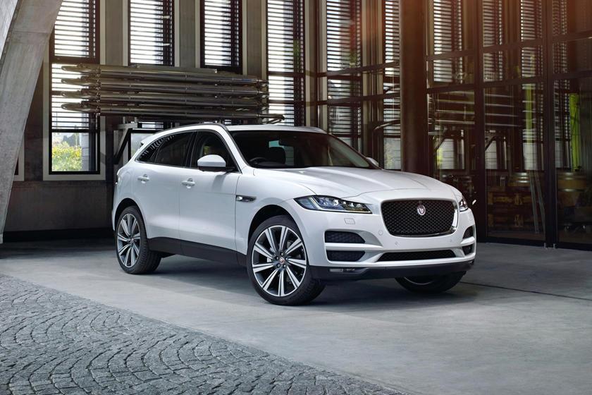 Jaguar f pace specs
