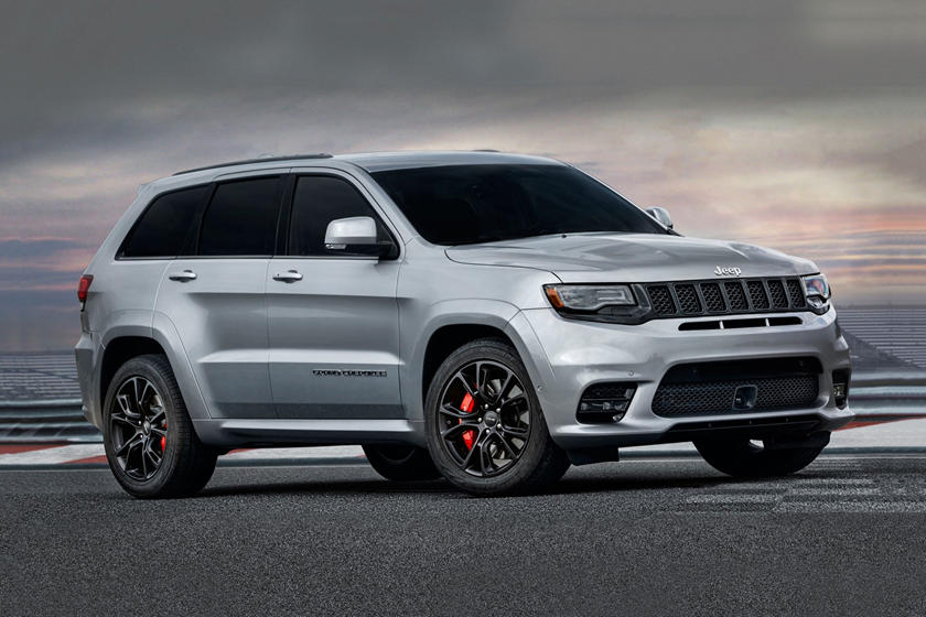 2018 Jeep Grand Cherokee: New Trackhawk Version, Specs, Price >> 2018 Jeep Grand Cherokee Srt Review Trims Specs And Price Carbuzz