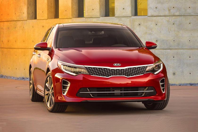 2018 Kia Optima Review, Trims, Specs and Price | CarBuzz