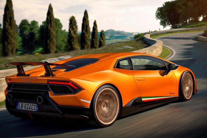 2018 Lamborghini Huracan Performante Review Trims Specs And Price