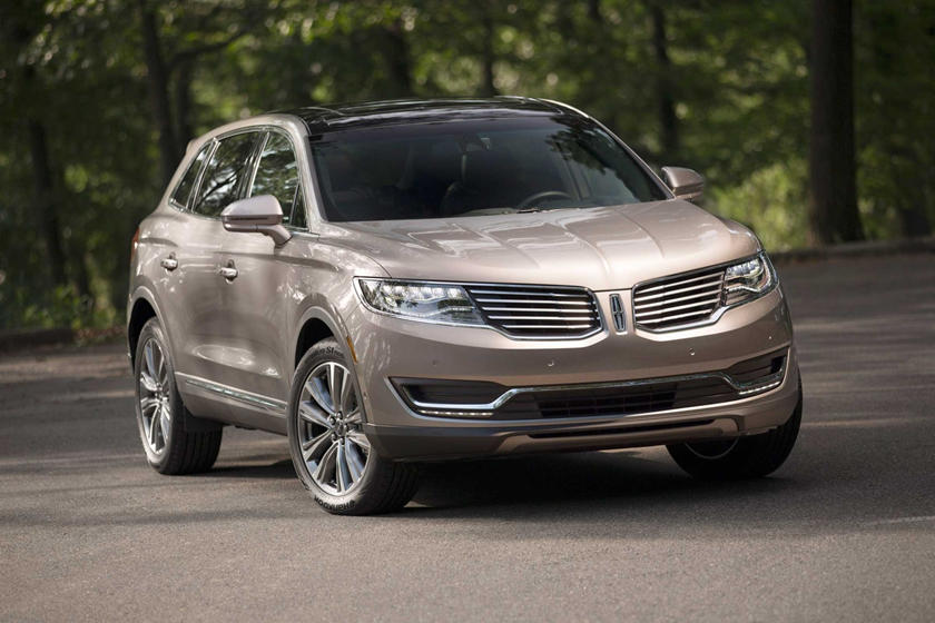Lincoln Suv 2018 >> 2018 Lincoln Mkx Review Trims Specs And Price Carbuzz