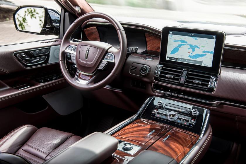 2018 Lincoln Navigator L Black Label: Review, Price >> 2018 Lincoln Navigator L Review Trims Specs And Price Carbuzz