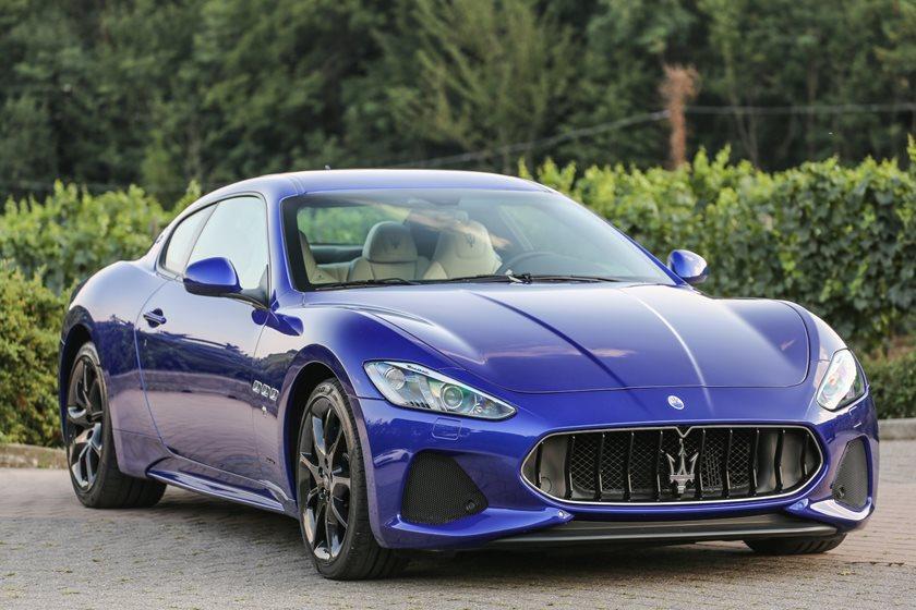 2018 Maserati GranTurismo Review, Trims, Specs and Price ...