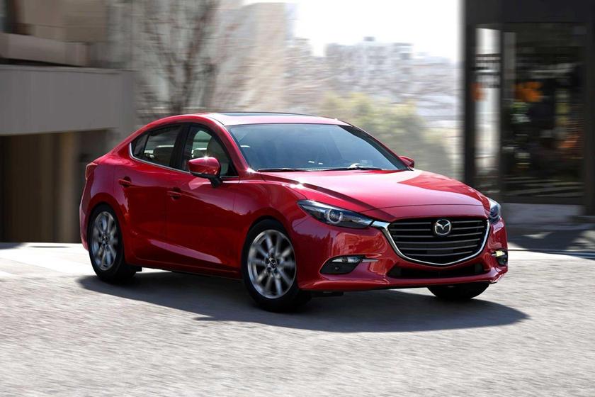 Mazda 3 Price >> 2018 Mazda 3 Sedan Review Trims Specs And Price Carbuzz