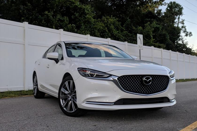 2018 Mazda 6 Sedan Review, Trims, Specs and Price | CarBuzz