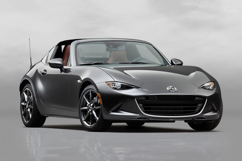2018 Mazda MX-5 Miata RF Review, Trims, Specs and Price | CarBuzz