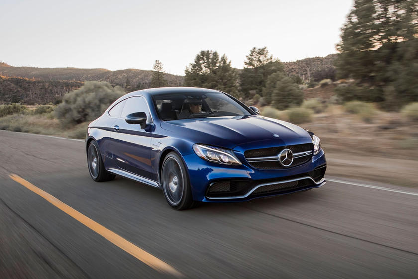 2018 Mercedes-AMG C63 Coupe Review, Trims, Specs and Price | CarBuzz