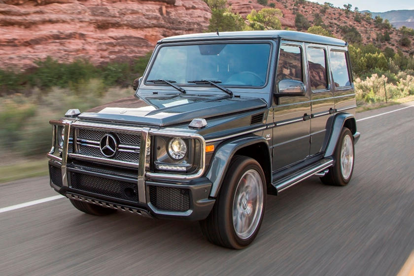 2018 Mercedes Amg G65 Review Trims Specs Price New Interior Features Exterior Design And Specifications Carbuzz