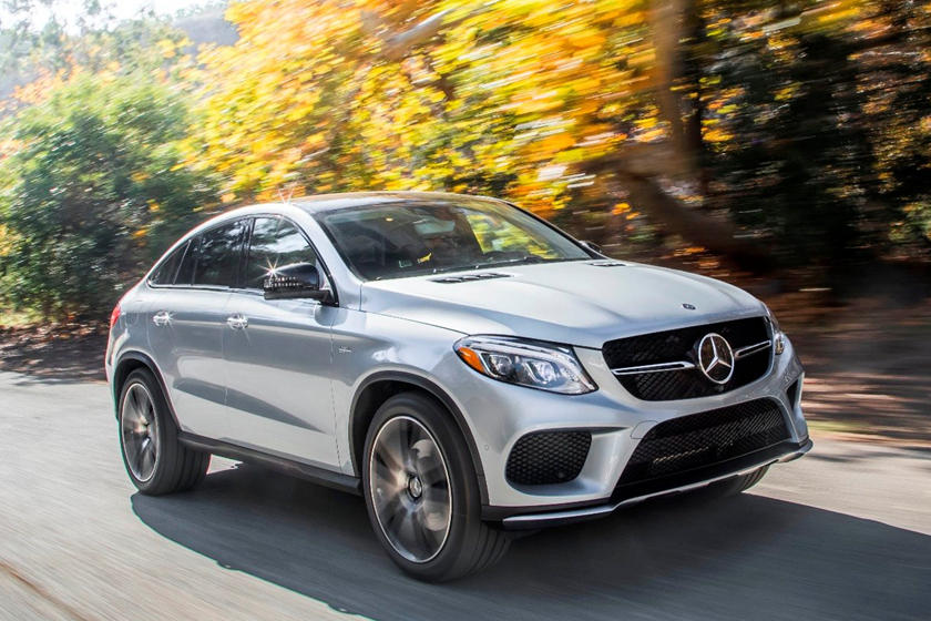 2018 Mercedes GLE: Redesign, Changes, Price >> 2018 Mercedes Amg Gle 43 Coupe Review Trims Specs And Price Carbuzz