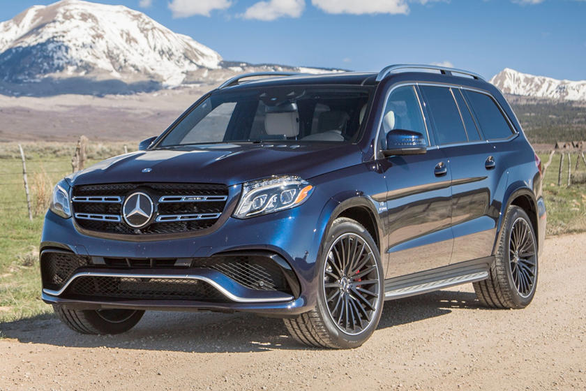 2018 Mercedes-AMG GLS 63 Review, Trims, Specs and Price ...