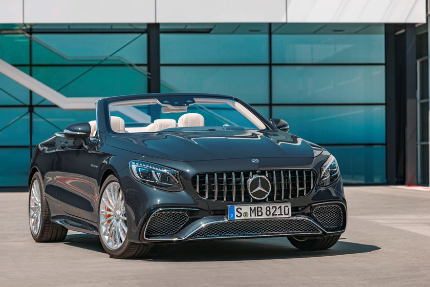 2018 Mercedes-AMG S65 Convertible Review, Trims, Specs and ...