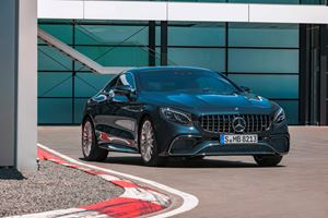 2018 Mercedes Benz Amg S65 Coupe Review Review Trims Specs And