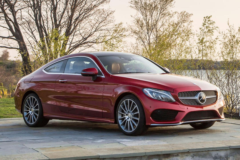 Mercedes Benz Coupe >> 2018 Mercedes Benz C Class Coupe Review Trims Specs And Price