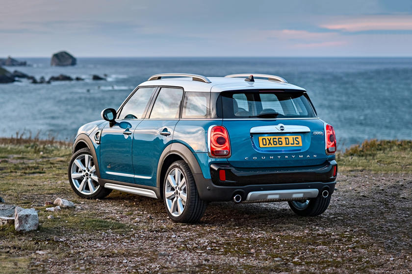 2018 Mini Cooper Countryman Review Trims Specs And Price Carbuzz