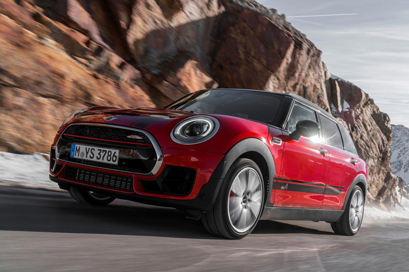 2018 Mini John Cooper Works Clubman Review Trims Specs And Price
