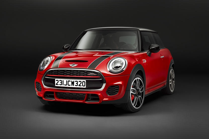 2018 Mini John Cooper Works Hardtop Review Trims Specs And Price