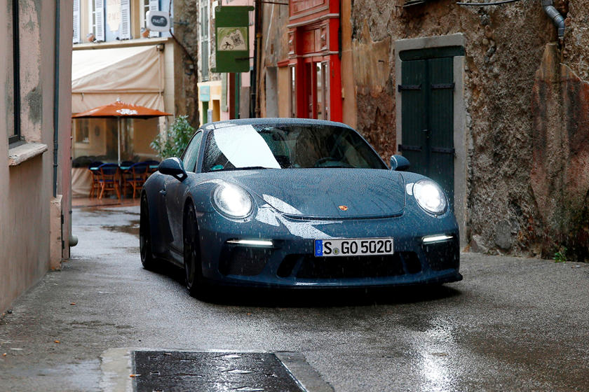 2018 Porsche 911 Gt3 Review Trims Specs Price New Interior Features Exterior Design And Specifications Carbuzz