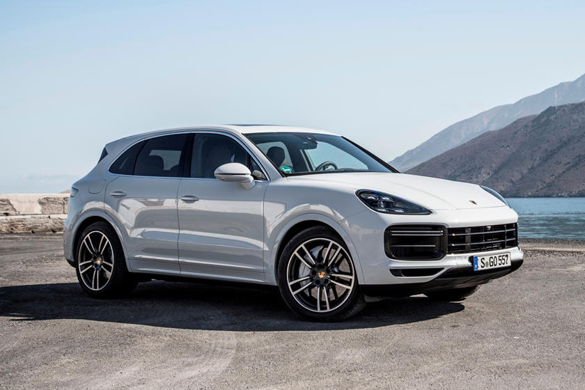 2018 Porsche Cayenne Turbo Review Trims Specs Price New Interior Features Exterior Design And Specifications Carbuzz