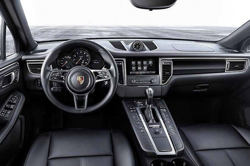 2018 Porsche Macan Interior Photos Carbuzz
