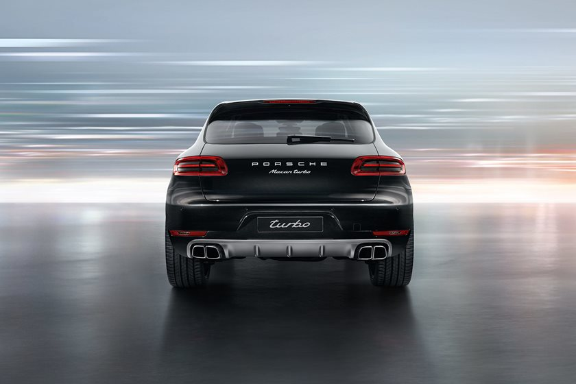 2018 Porsche Macan Turbo Review Trims Specs Price New Interior Features Exterior Design And Specifications Carbuzz