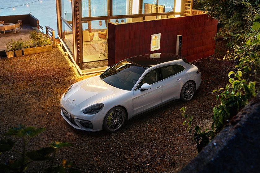 2018 Porsche Panamera E Hybrid Sport Turismo Review Trims Specs Price New Interior Features Exterior Design And Specifications Carbuzz