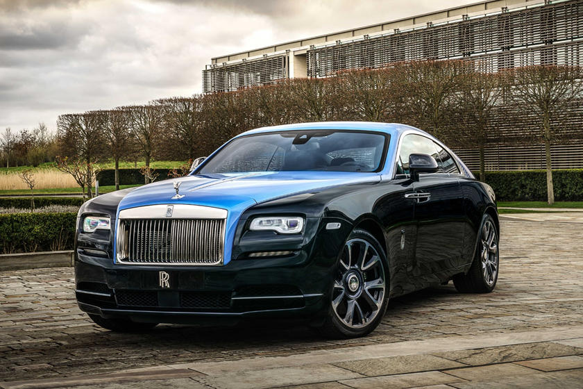 2018 Rolls-Royce Wraith Review, Trims, Specs And Price