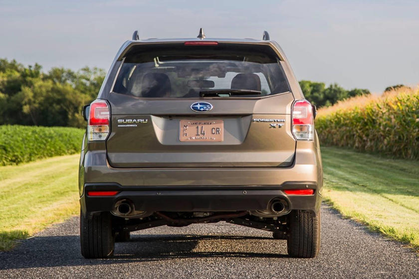 2018 Subaru Forester Review, Trims, Specs and Price | CarBuzz