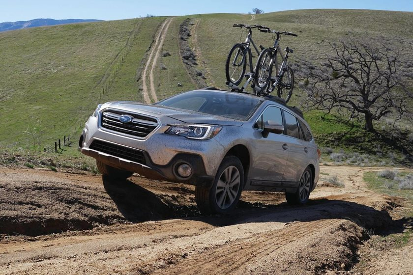 Subaru Outback Off Road >> 2018 Subaru Outback Review Trims Specs And Price Carbuzz