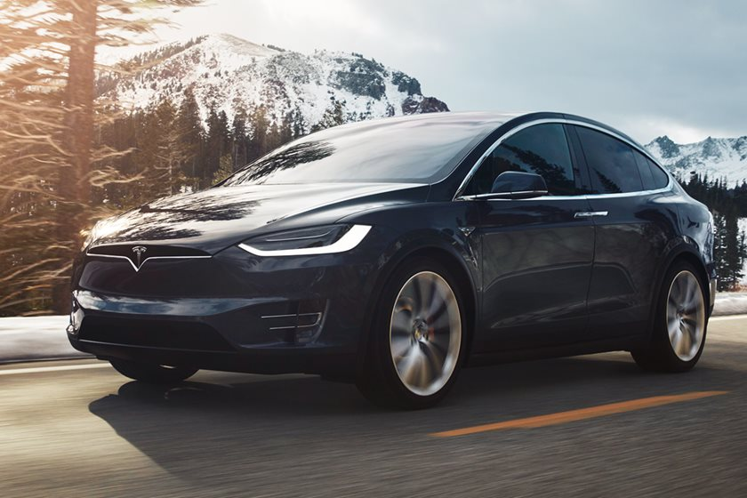 2018 Tesla Model X P100d Review Trims Specs Price New Interior Features Exterior Design And Specifications Carbuzz