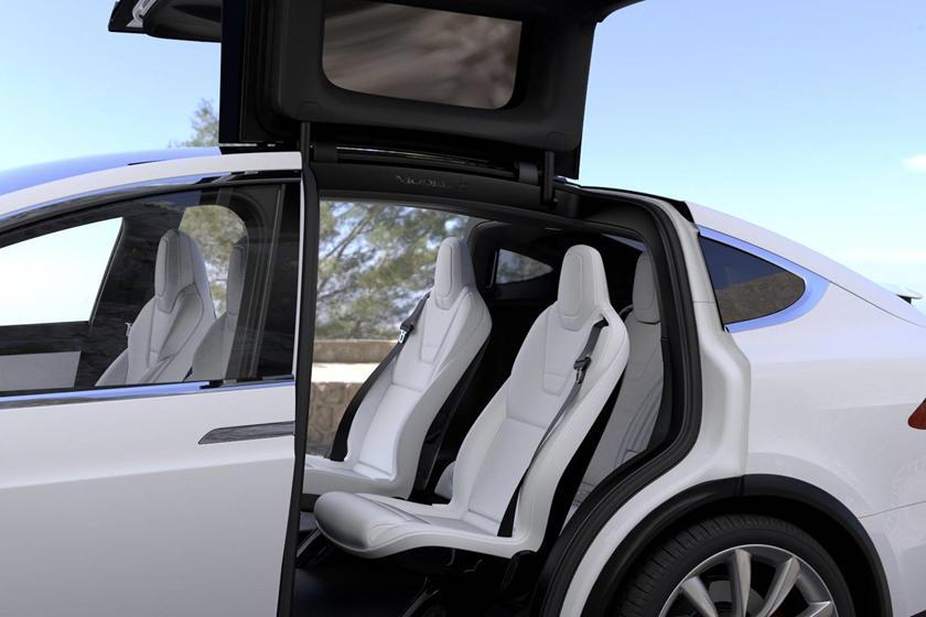 2018 Tesla Model X P100D Review, Trims, Specs and Price   CarBuzz