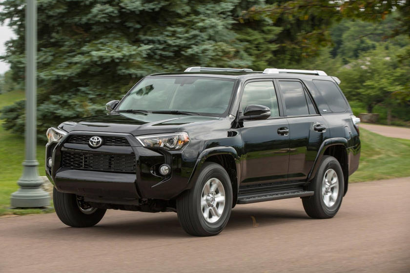 2018 Toyota 4Runner Review, Trims, Specs and Price | CarBuzz