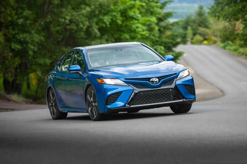 2018 Toyota Camry Review, Trims, Specs and Price | CarBuzz