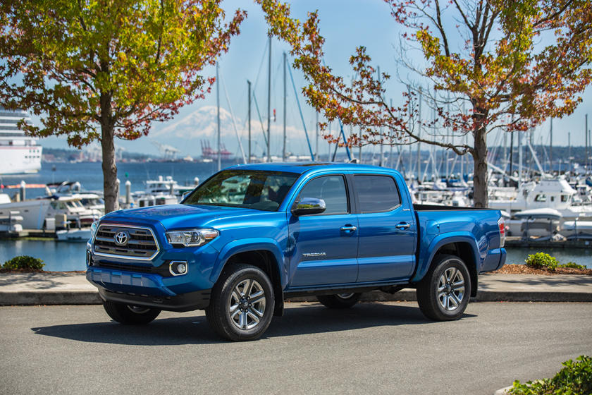 2018 Toyota Tacoma Review, Trims, Specs and Price | CarBuzz